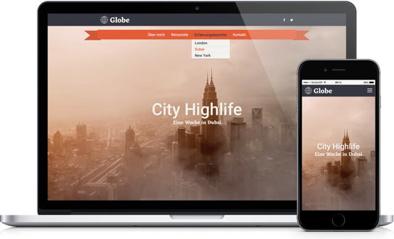 City Highlife Template