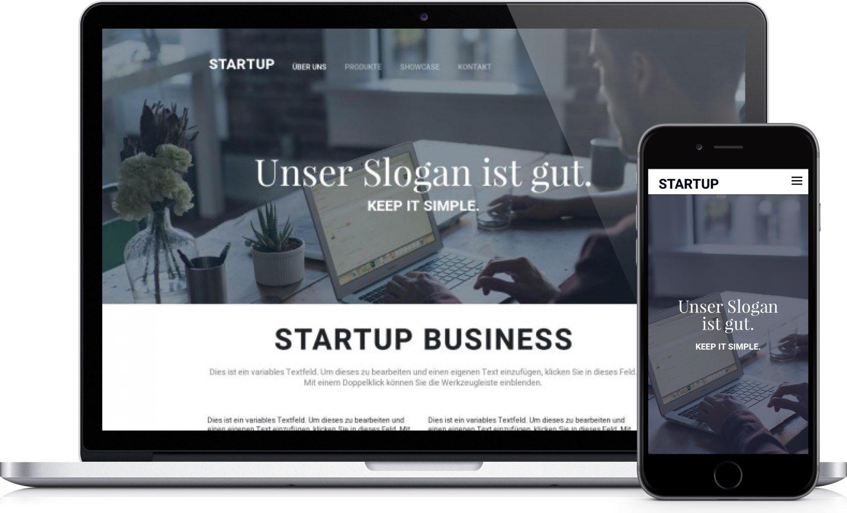 Wie Erstelle Ich Eine Website homepage erstellen website creator